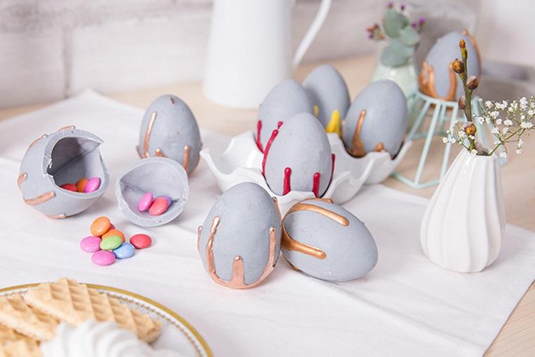 1001 idee per lavoretti di pasqua per bambini - Fai da te pasqua decorazioni ...