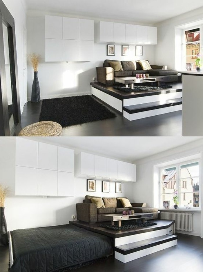 Come arredare salotto piccolo, idee per la decorazione con oggetti di design