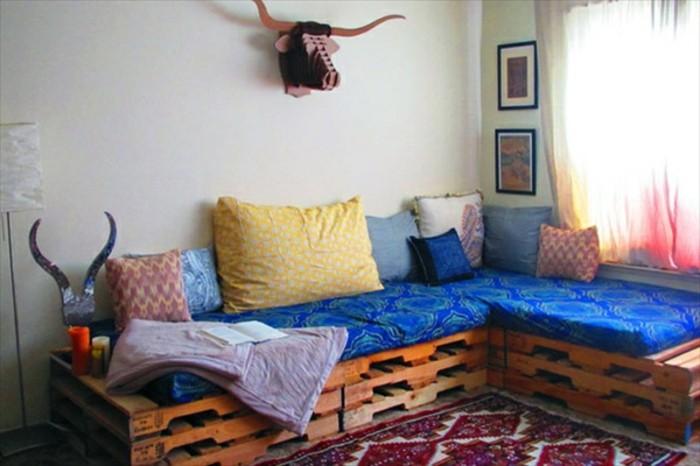 Materassino cuscino per pallet divano materasso per divano for Cuscini 80x120