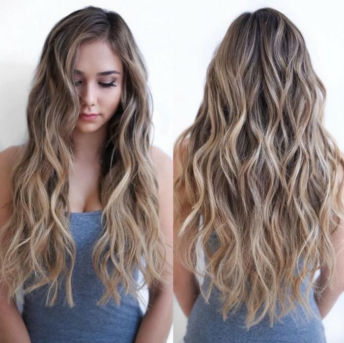 Balayage capelli castani \u2013 qual è la migliore opzione personalizzata?