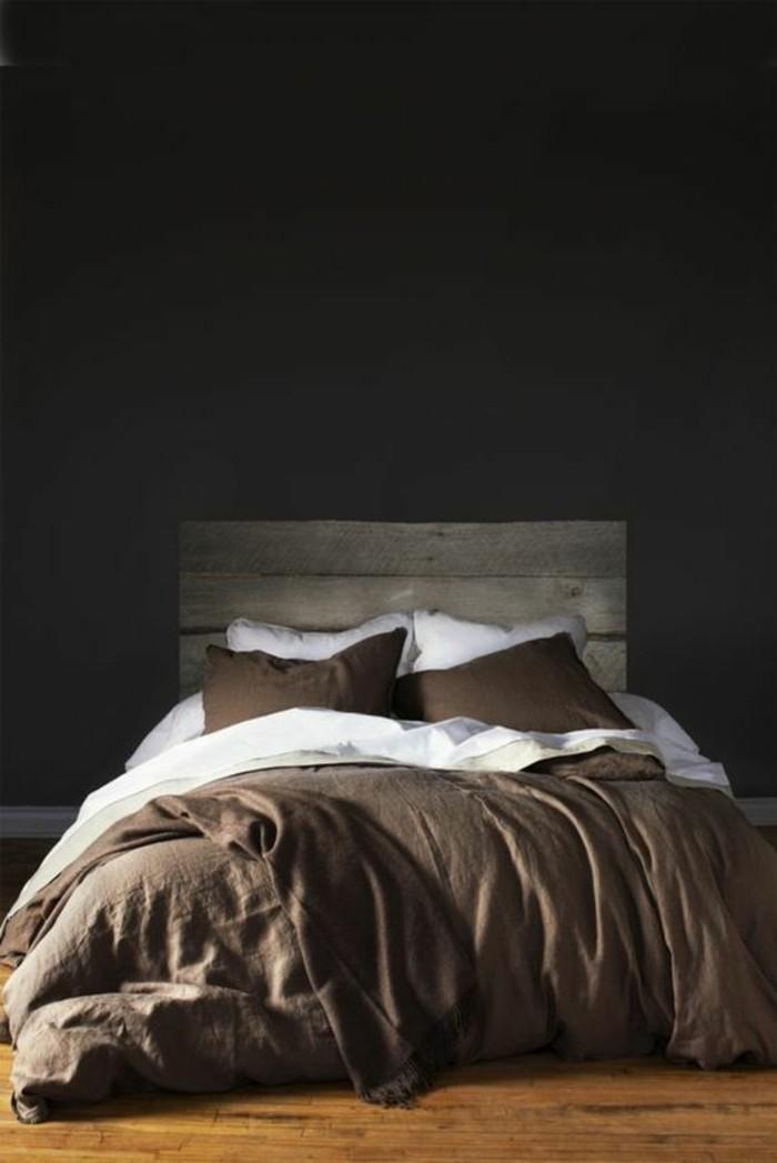 1001 idee per colori da abbinare al grigio consigli utili - Camera da letto marrone ...