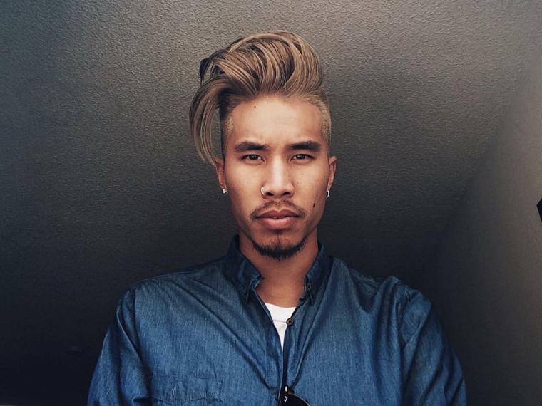 Tipi di capelli rasati uomo