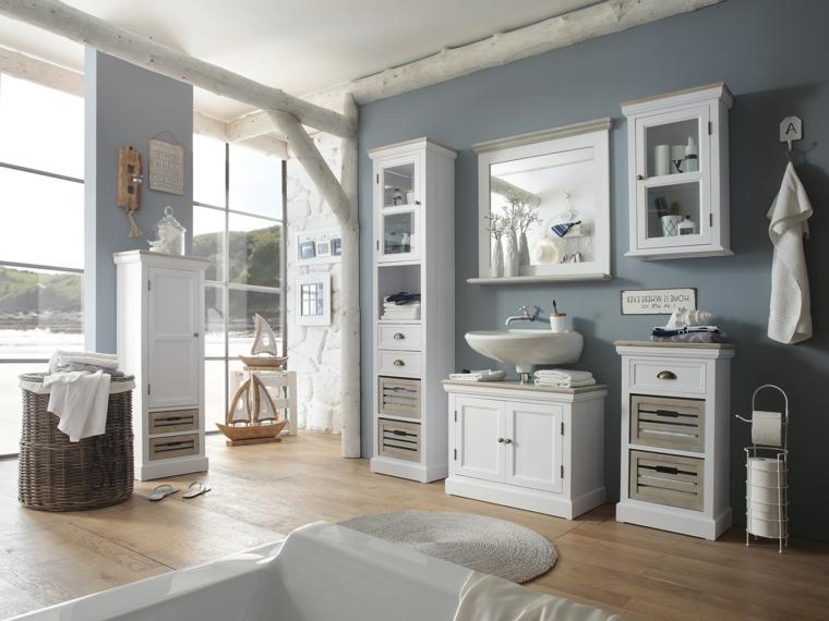1001 idee per come arredare un bagno consigli for Elementi bagno