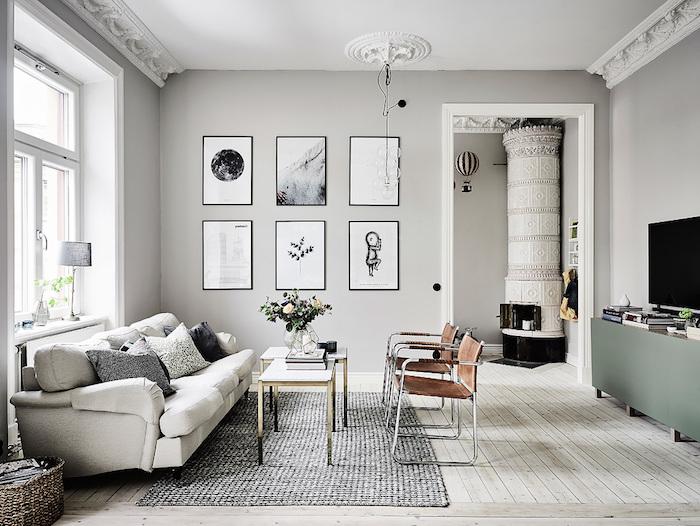 Pavimento Bianco Colore Pareti : ▷ 1001 idee per colori da abbinare al grigio consigli utili