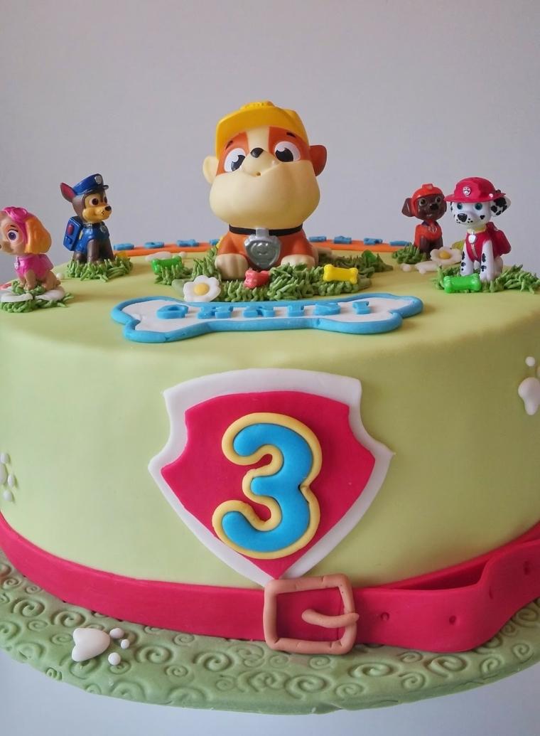 ▷ idee per torte di compleanno per bambini immagini a