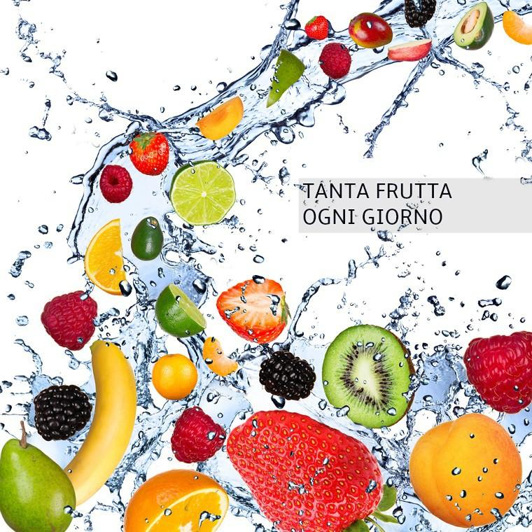 Ricette per acqua detox, tanta frutta di stagione in abbinamento con l'acqua