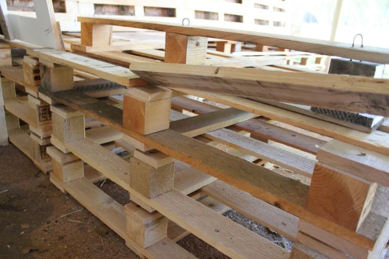 Pallet arredamento simple terrazzo with pallet for Pallet arredamento
