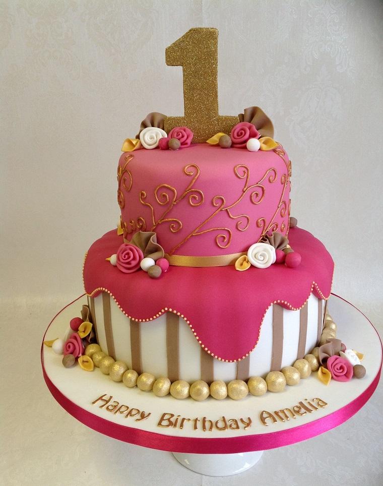 1001 idee per torte di compleanno per bambini immagini for Idee per torte di compleanno