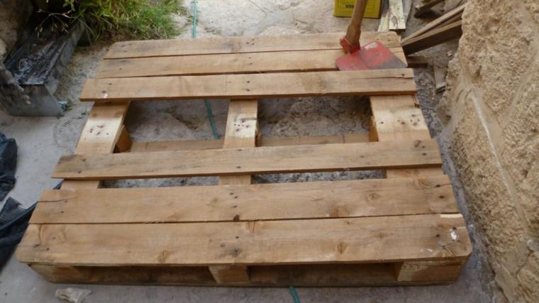 Arredare con bancali di legno good interesting vedi anche vecchi bancali in legno per arredare - Mobili con bancali ...