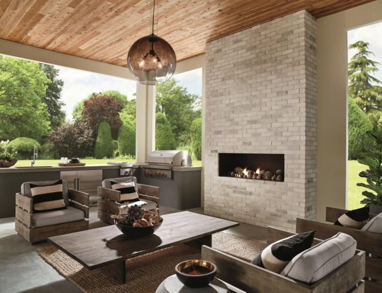 ▷ 1001 + idee per pareti in pietra in tutti gli ambienti interni