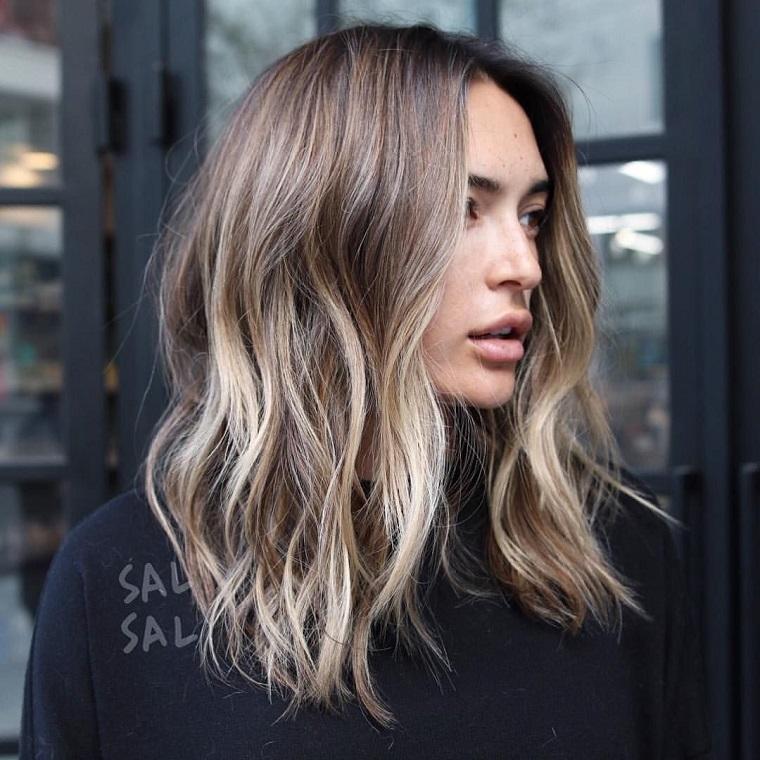 cambiare look di capelli