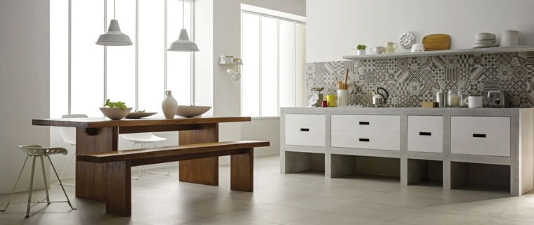 Panche moderne per cucina cheap awesome panca ad angolo per cucina with arredamento per cucina - Panca ad angolo per cucina ...
