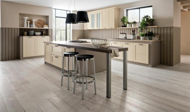 Foto di cucine in muratura con isola finest cucine in for Cucine in muratura con isola