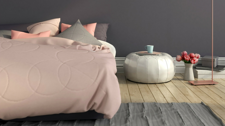 Pavimento Bianco E Grigio : 1001 idee per color tortora alle pareti allarredamento