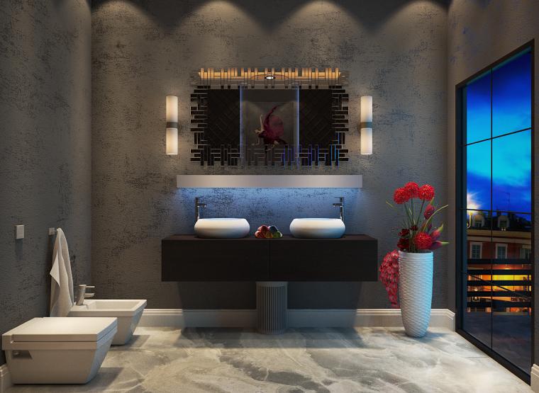 Design Bagno Due : Mobile bagno con due lavabi bagno con due lavabi smepool.com