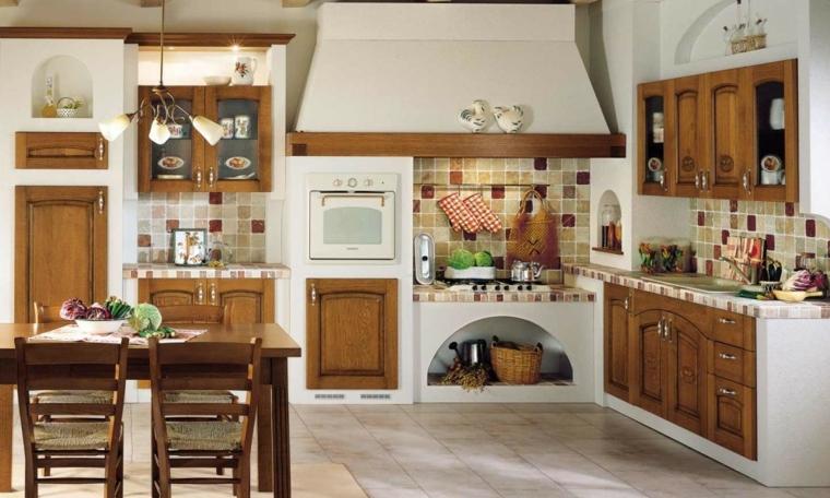 Awesome esempi di cucine in muratura photos - Esempi di cucine in muratura ...