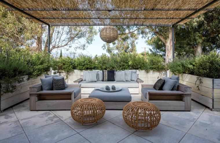1001 idee per piccoli giardini suggerimenti da copiare ForPiccoli Giardini Ornamentali