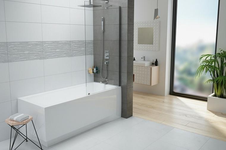 Piastrelle bagni moderni elegant bagni moderni questione di stile o comodit with piastrelle - Bagni piastrelle moderne ...