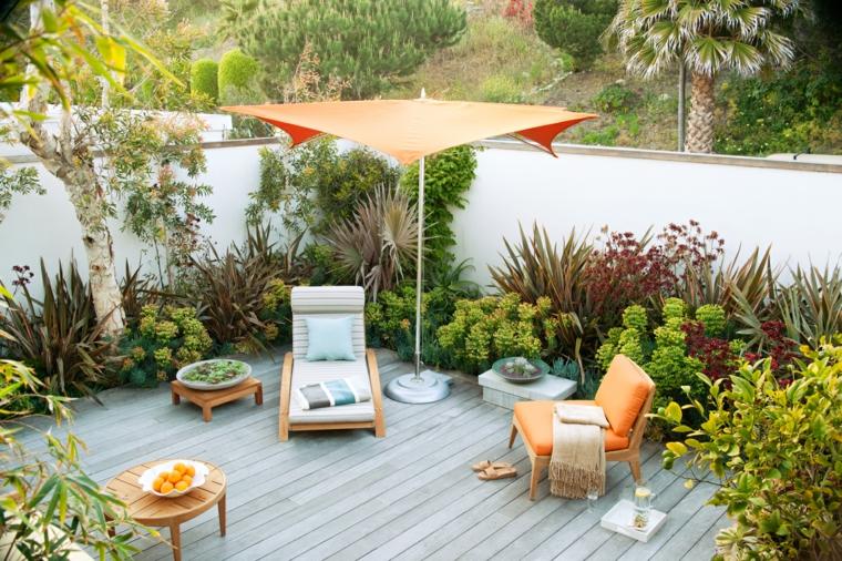 Idee Per Il Giardino Piccolo : ▷ idee per piccoli giardini suggerimenti da copiare