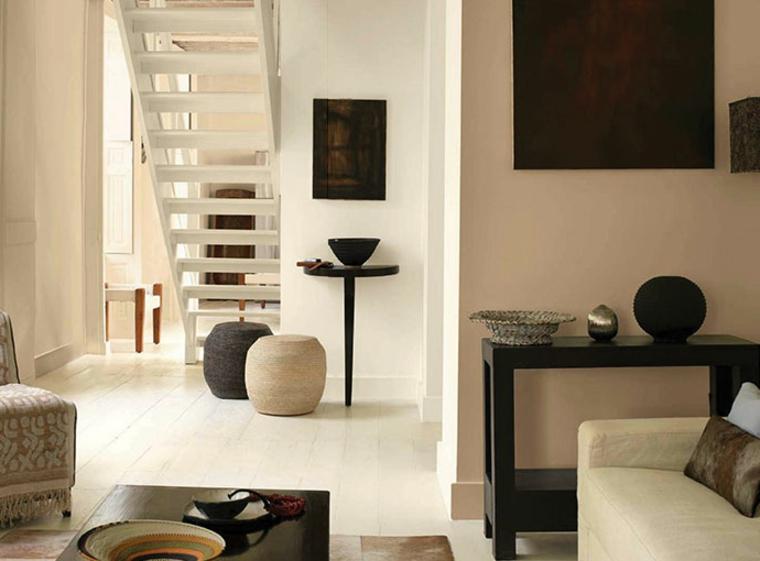 Arredamento Color Corda : Idee per color tortora alle pareti all arredamento