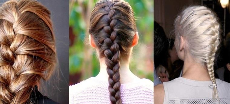 Tutorial trecce alla francese per dei capelli lunghi e lisci