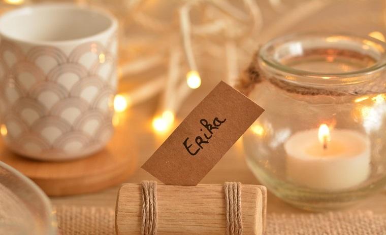 Candele Matrimonio Segnaposto.1001 Idee Per Segnaposto Matrimonio Spunti Da Copiare