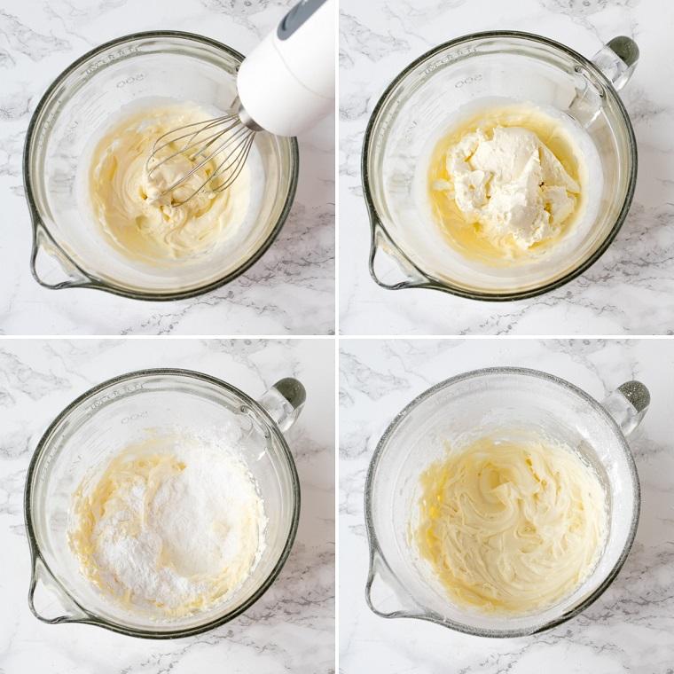 Dolci freddi veloci e un tutorial come montare la crema al formaggio e lo zucchero