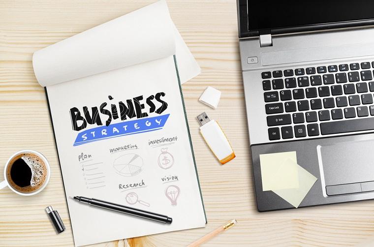 Idee imprenditoriali e una strategia per avviare un'attività commerciale in proprio
