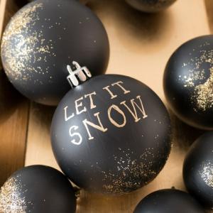 Palline di Natale fai da te: più di 90 idee con tutorial da appendere all'albero e non solo