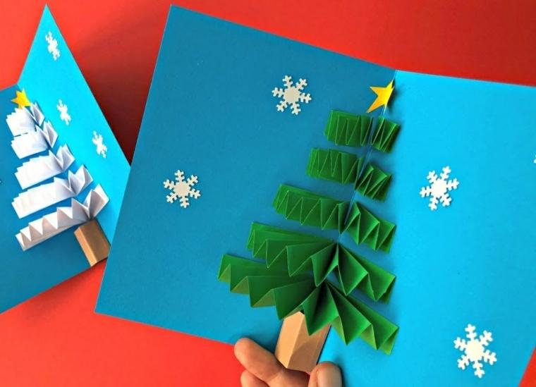 Fiocchi Di Neve Di Carta Tutorial : ▷ idee per lavoretti di natale per bambini con tutorial