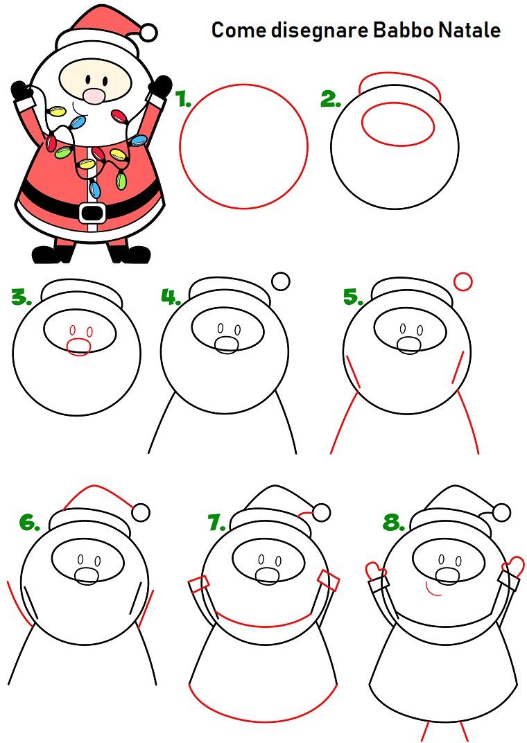 ▷ 1001 + idee per Disegni di Natale da colorare e stampare 8899821d9e9b