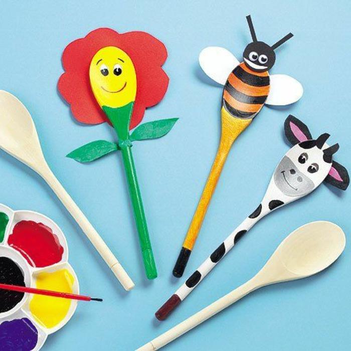 Popolare ▷ 1001 + idee per Attività manuali per bambini con tutorial QK54