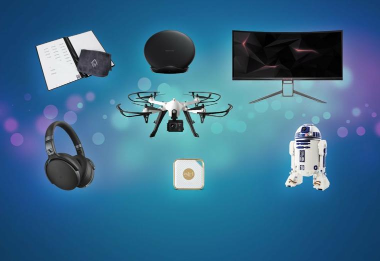 Cosa regalare ad un uomo e tante proposte tecnologiche come drone e una led tv