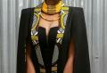 Gli abiti africani dei nostri giorni – abbinamento di tendenze e tradizione