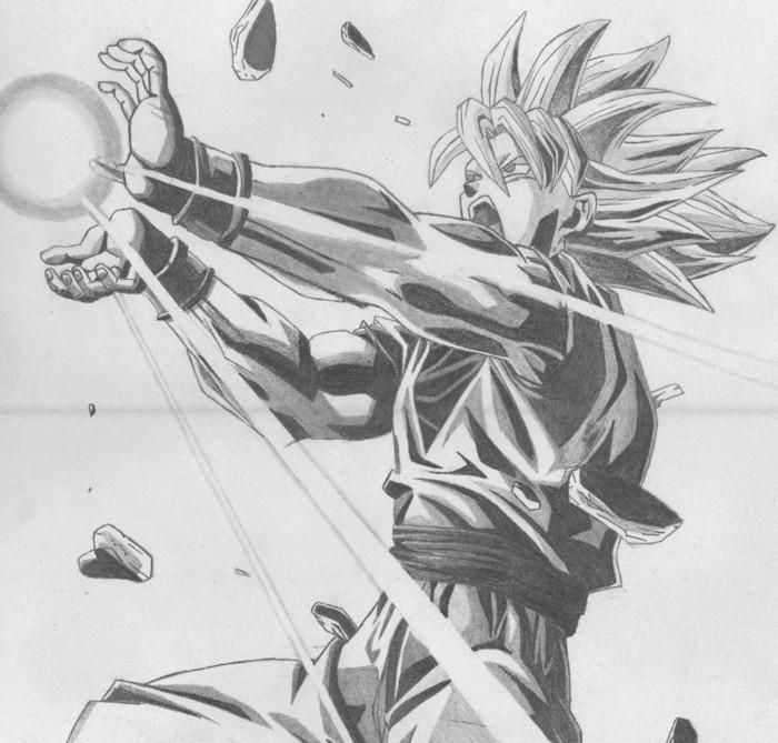 Disegni a matita facili, disegno di un personaggio cartoni animati