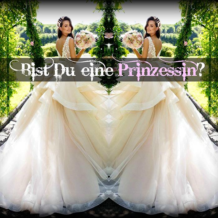 Vestito donna matrimonio, ragazza con bouquet in mano, abito da sposa con taglio asimmetrico