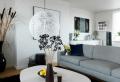 Il soggiorno bianco e grigio è veramente chic! Ecco 82 foto che lo testimoniano