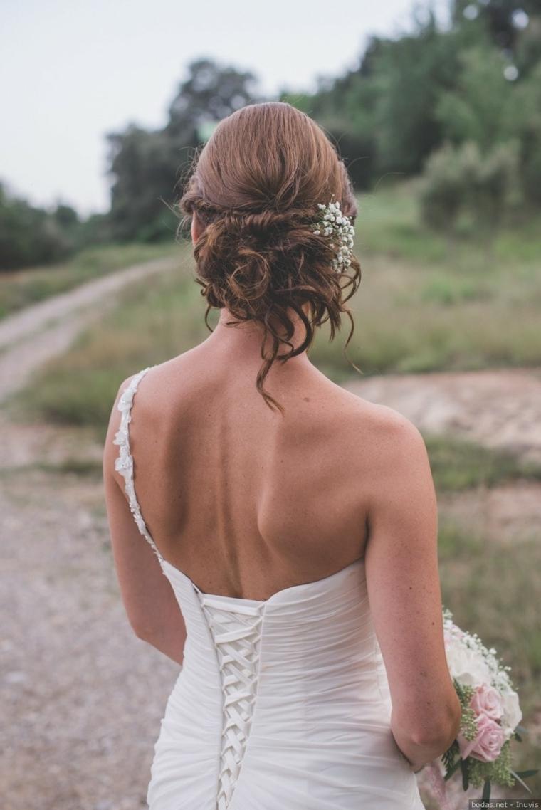 20 Acconciature Da Sposa Con Chignon Eleganza Senza Tempo