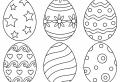 Uova di Pasqua da Colorare, tante proposte con immagini!