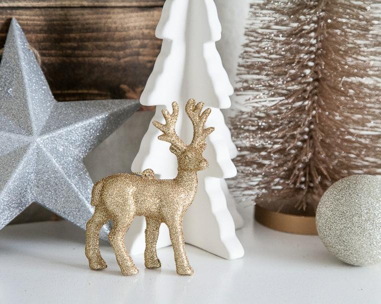Lavoretti di Natale fai da te facili, decorazioni natalizie