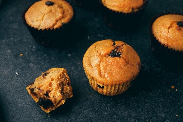 Muffin al cioccolato, come utilizzare il cioccolato rimasto uova di pasqua
