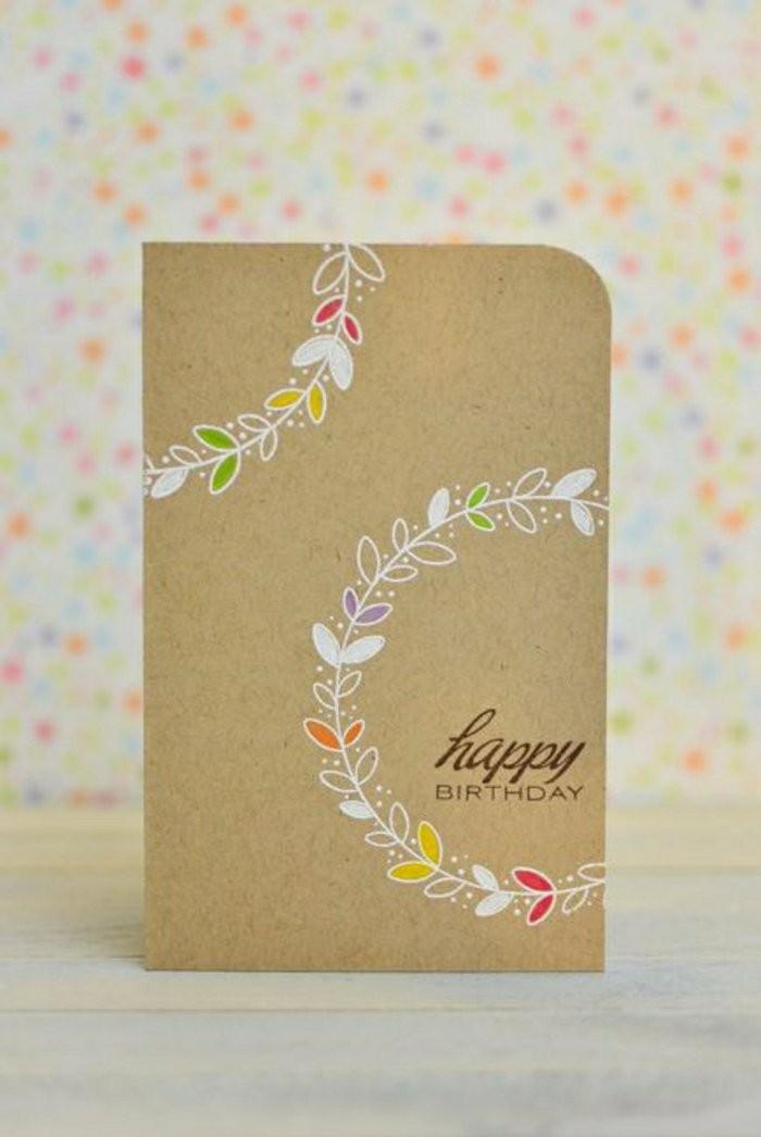 Cartolina con disegni, bigliettino di auguri, scritta in inglese