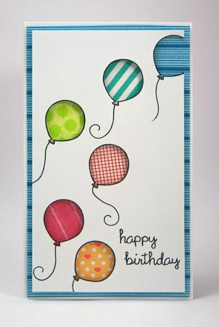 Disegni di palloncini, bigliettino con scritta, regalo bimbo