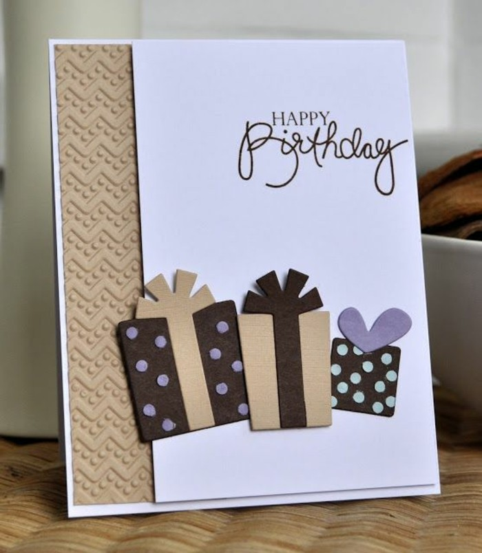 Regalo per bimbo, cartolina con scritta, foglio 3d