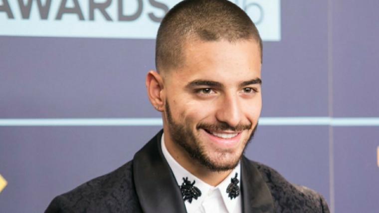 Il cantante Maluma, tagli capelli maschili, ragazzo con barba