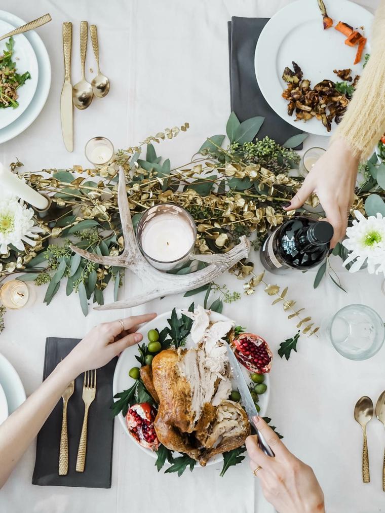 Centrotavola Natalizi Fatti A Mano.1001 Idee Per Centrotavola Fai Da Te Per Natale E Pasqua