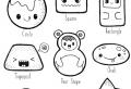 100 Disegni kawaii da copiare, il fenomeno mondiale che ci piace così tanto