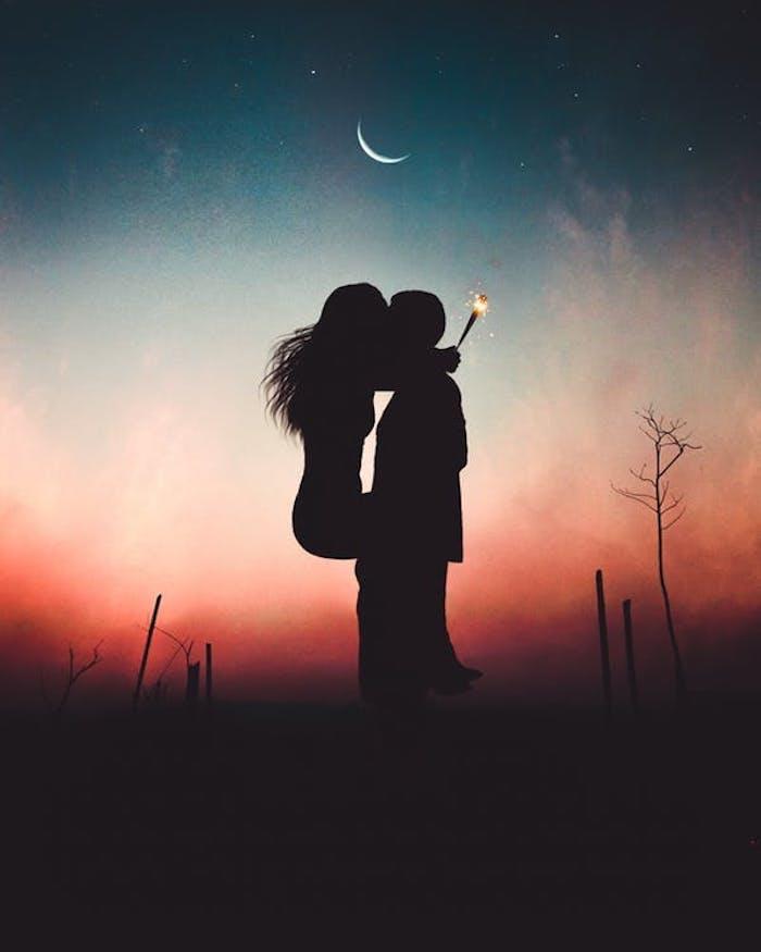 Immagini sfondi tumblr, ragazzo e ragazza abbracciati