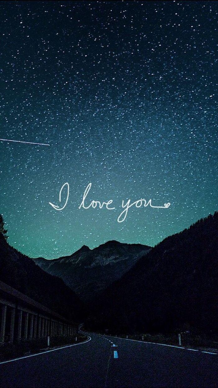 Foto con scritta, tumblr backgrounds, autostrada di notte