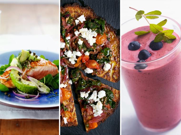 frullati di proteine per dieta chetogenica